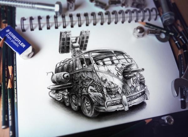 illustrations-Pez