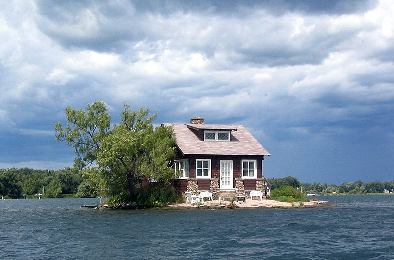 just-room-enough-island-thousand-islands