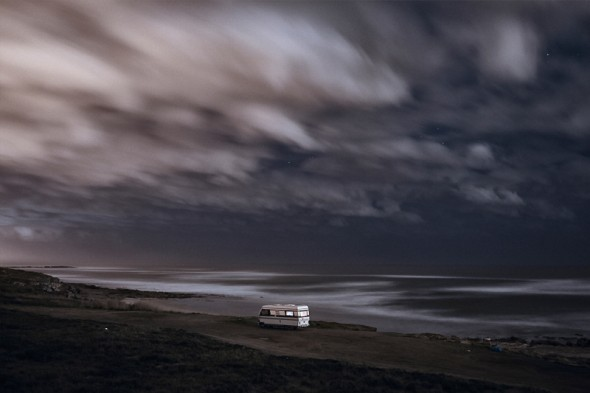 A_Van_in_the_Sea-Alessandro_Puccinelli-photographie-art-