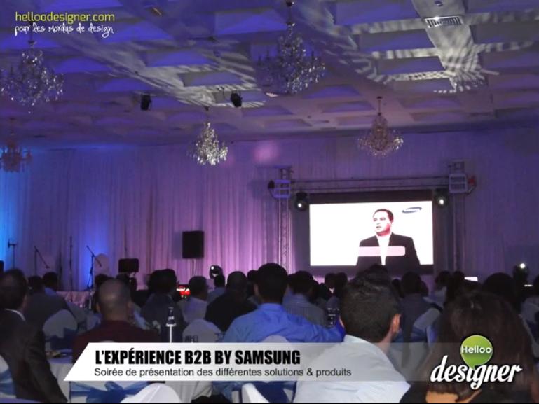 samsung-experience-B2B-tablettes-hightech-ecran-tv-smartphone-tunisie