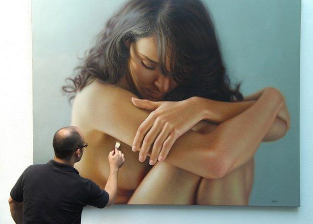peinture-photos-femme-nue