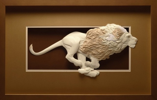 3D-Paper-Sculptures-design