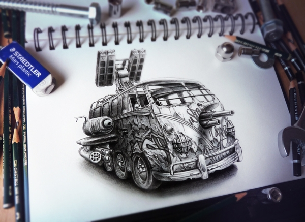 illustrations-Pez