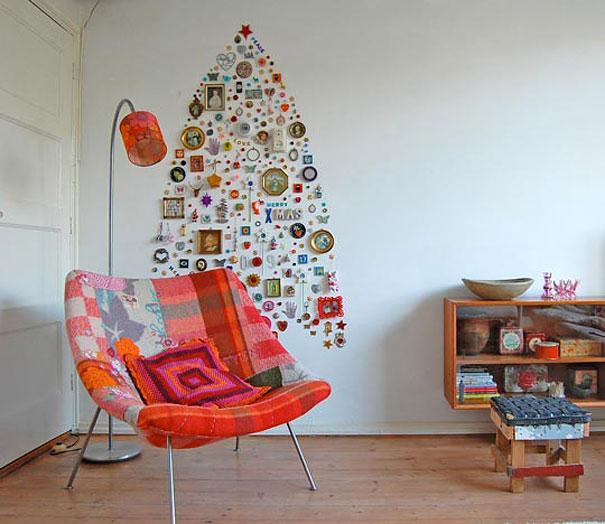 Christmas Decorating Ideas-noel-idee-fête-decoration-arbre-tree-diy