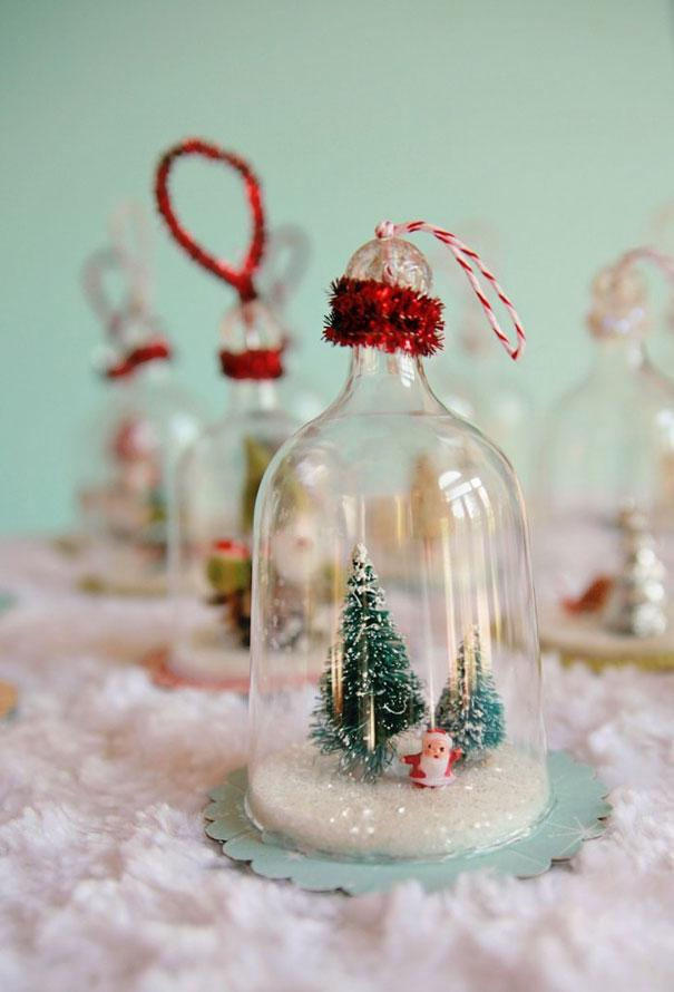 Christmas Decorating Ideas-noel-idee-fête-decoration-arbre-tree-diy