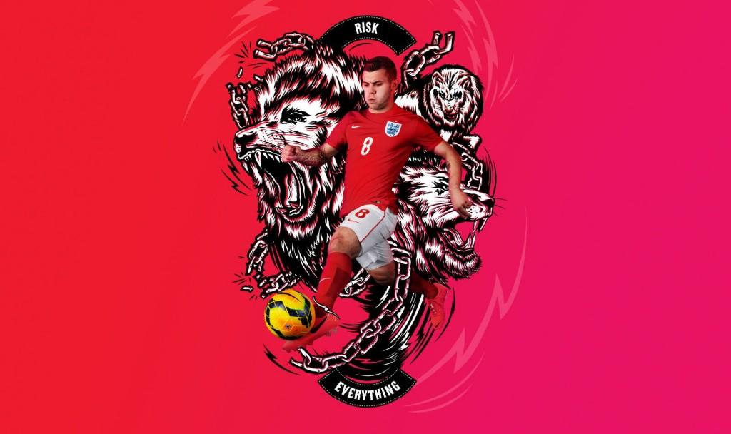 Angleterre-2014-Wilshere-Nike-Risk-Everything