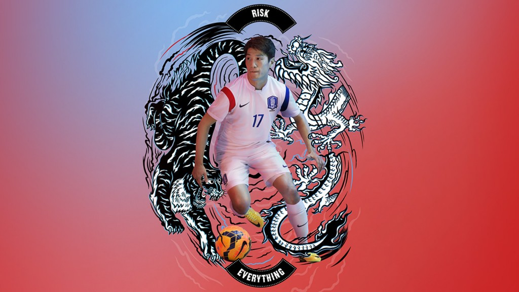 Corée-du-Sud-2014-Nike-Risk-Everything