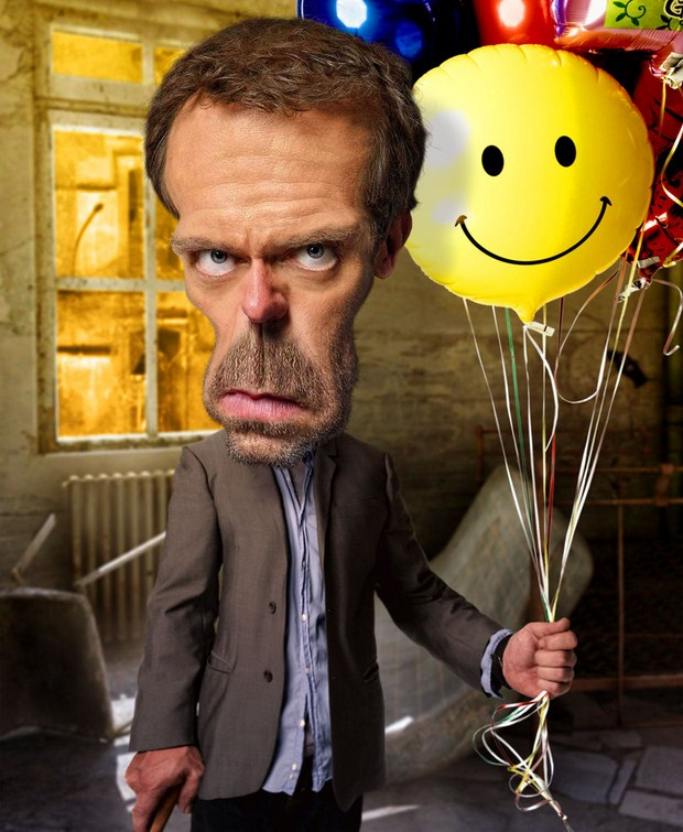 Hugh-Laurie-House-caricature-helloodesigner