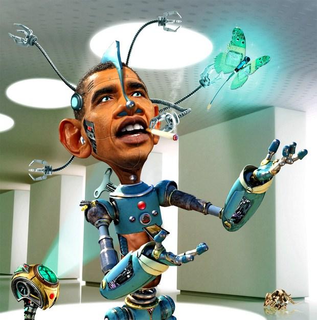 Obamabot-caricature-helloodesigner