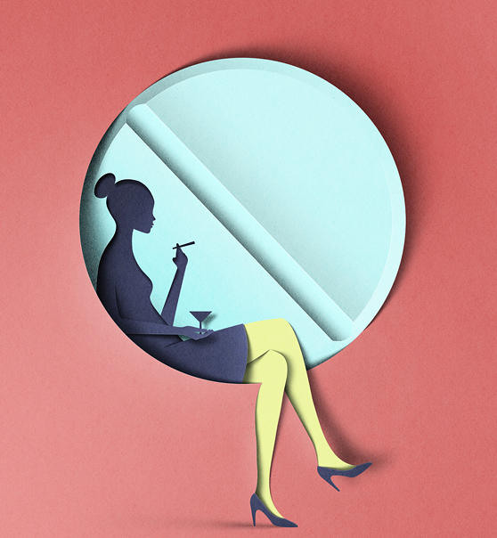 New-York-paper craft-paper art-eiko ojala-illustrations