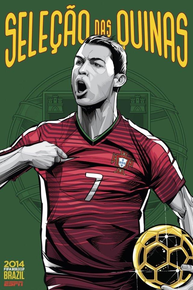 Cristiano-Siqueira-Portugal-Cristiano-Ronaldo