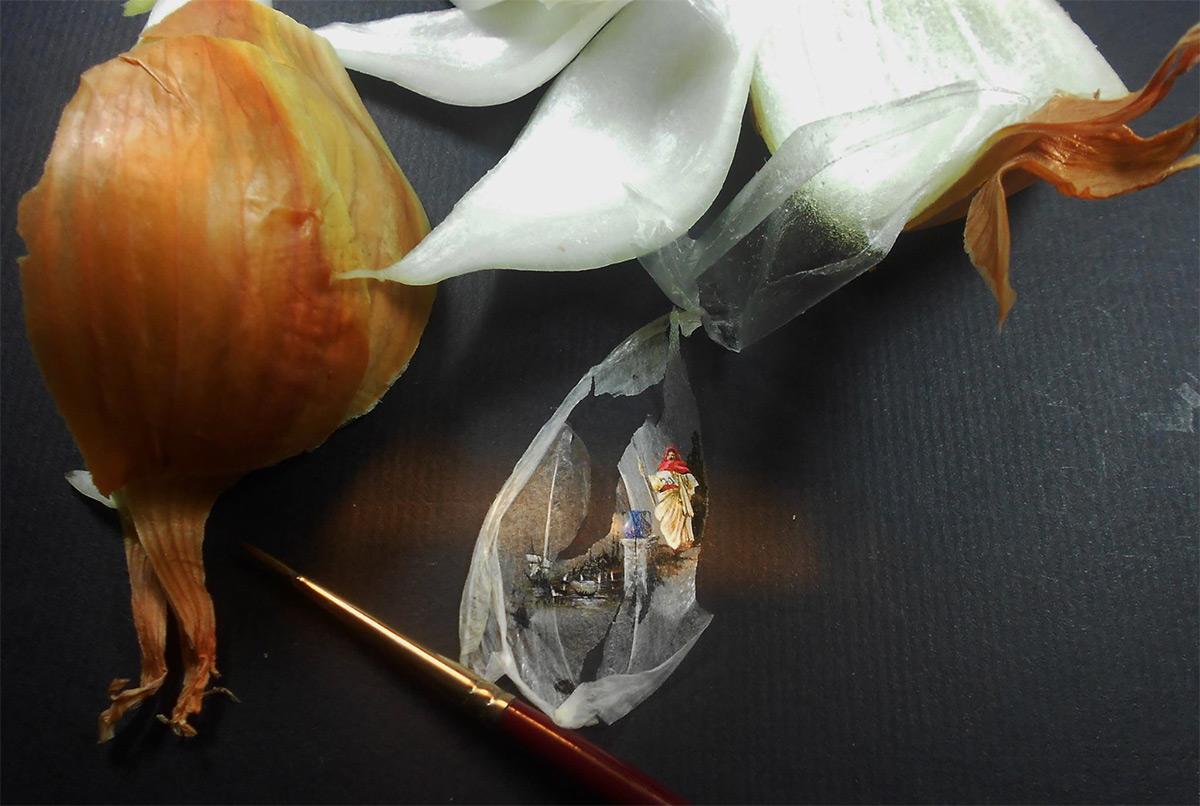 food_art_design_culinaire_peinture_milka_m&ms_chocolat_banane_coffee_istambul_turquie_Hasan_Kale