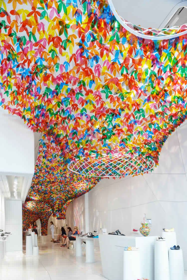 we-are-flowers-installation-by-softlab-at-galeria-melissa-nyc-art