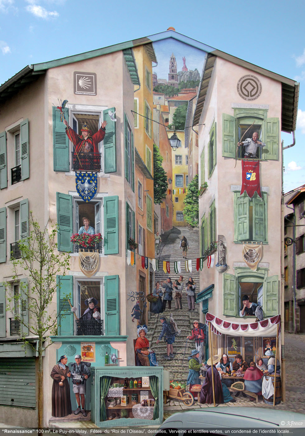 Patrick Commecy-peinture-fresque-france-illustration-illusion-optique-art-3D