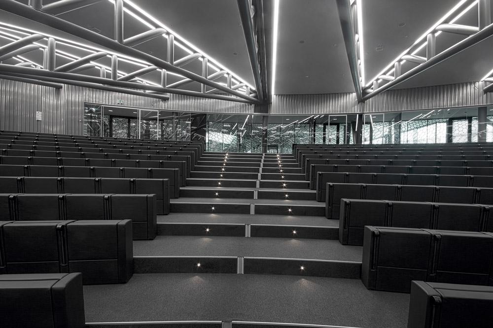 La Maison de la paix-Matteograssi-seating-kompass-conference rooms-auditorium-university-halls-theatres-cinema