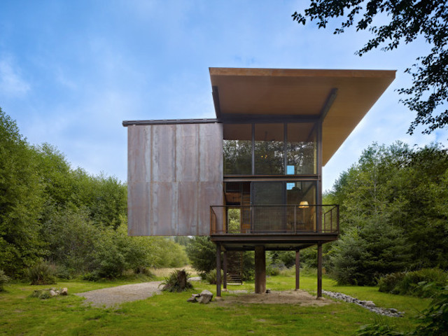 Sol_Duc_Cabin_architecture-moderne-Cabane-Olson Kundig