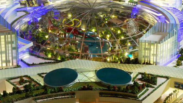 mall-of-the-world-dubaî