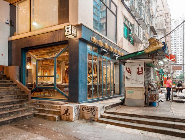 Bibo-StreetArt-Restaurant-in-Hong-Kong-décoration-intérieur