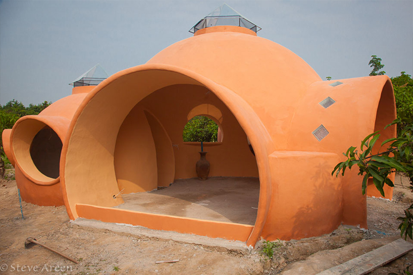 architecture-maison-en-dôme