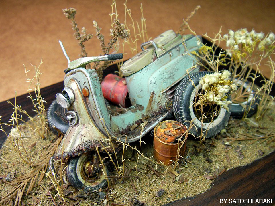 art-miniature-illustration-sculpture