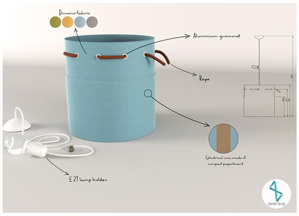 lampe-design-tie-up-Nicolas Calandri