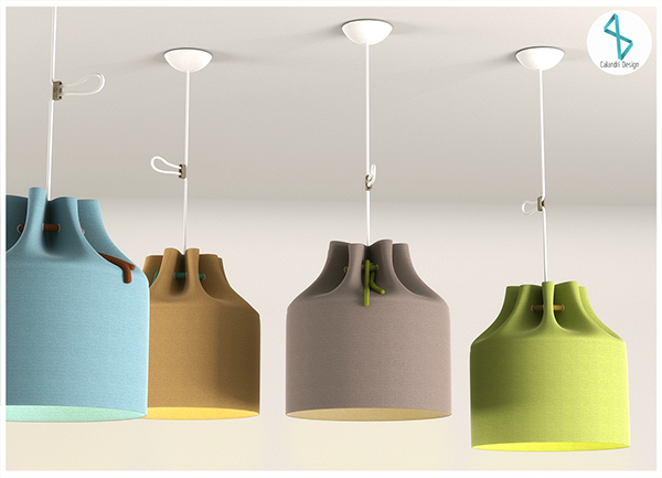 lampe-design-tie-up-Nicolas Calandri