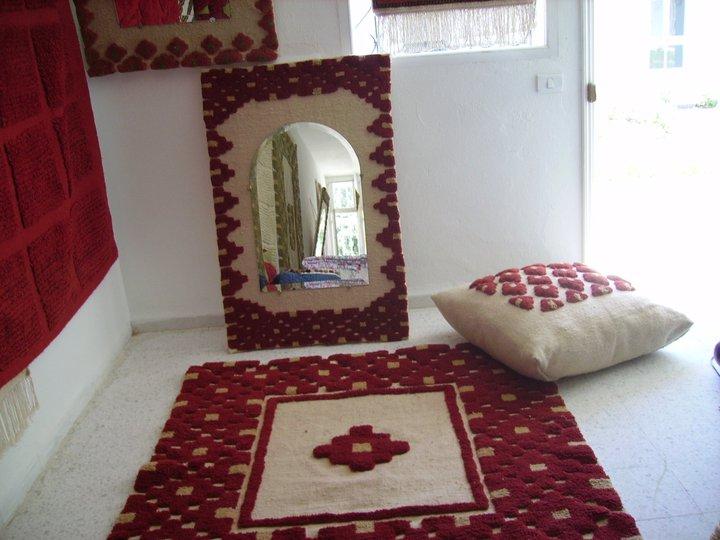 artisanat tunisien au salon maison et objet