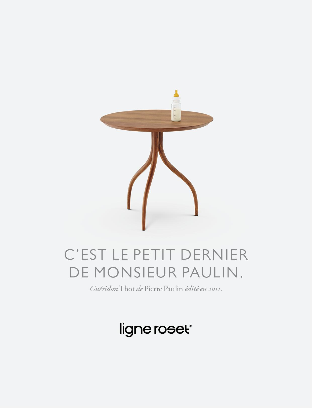 Exposition-Ligne-Roset -hommage-au-designer-Pierre-Pauli