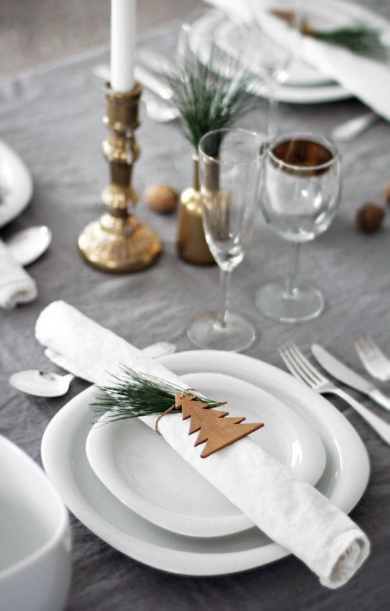 décoration-table-noêl-déco-noêl