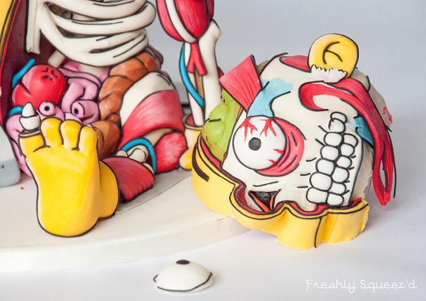 design-culinaire-art-création-illustration-graphique-Ralph-simpson