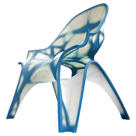 chaise-3d-décoration-design-produit