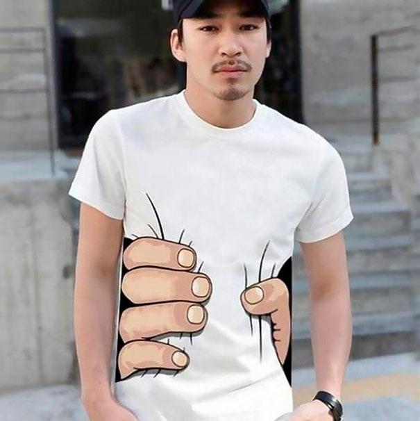 t-shirts-imprimés-design-graphique-support-publicitaire