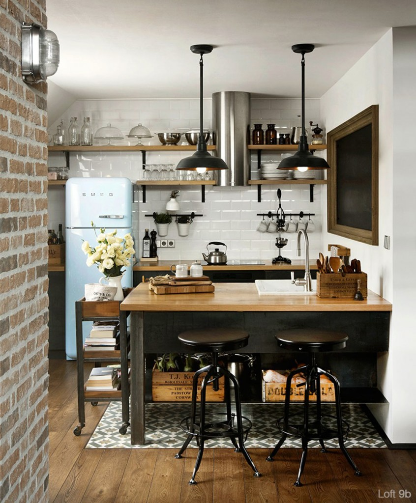architecture-loft-design-industriel-décoration-interieur