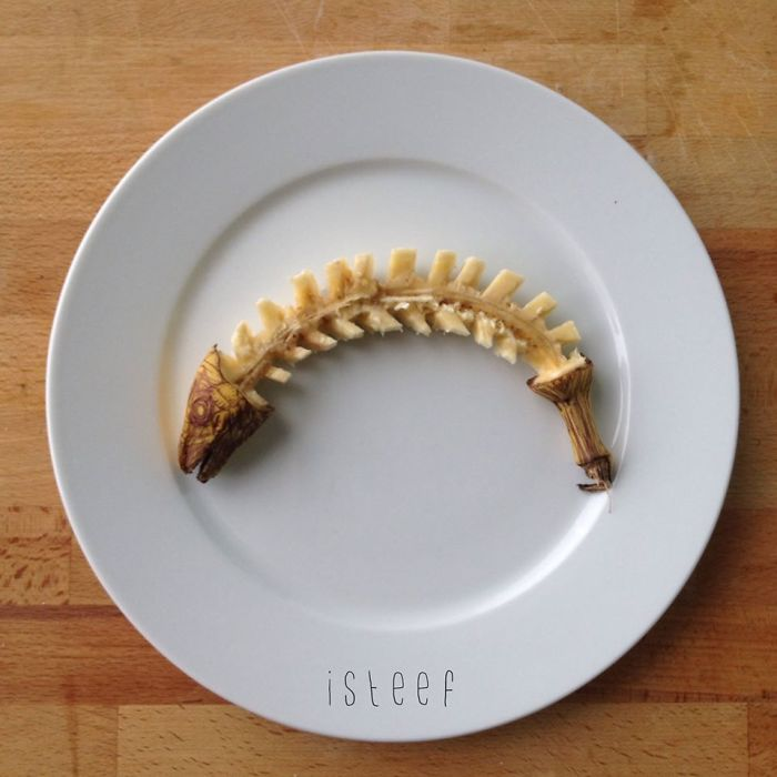 banana-art-fruit-art-stephan-brusche-art-culinaire-design-création-sculpture
