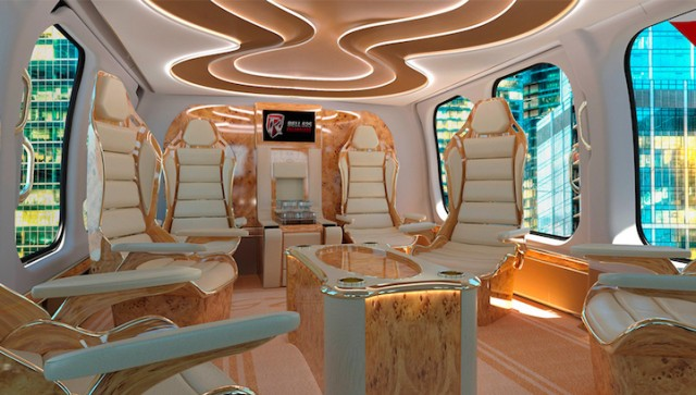 Helicopter-Luxurious-Interior-décoration-interieur-création-design