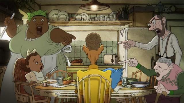 Stromae-Carmen-publicité-graphique