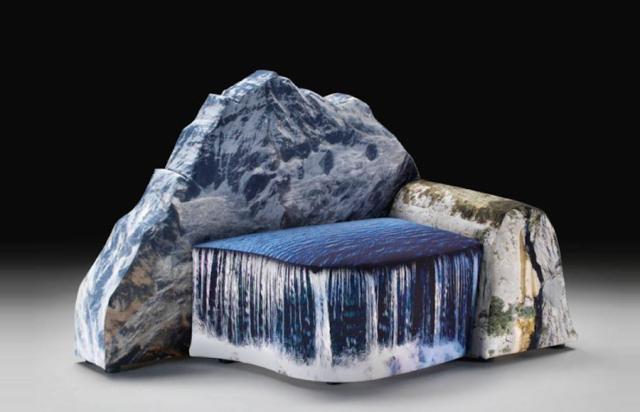 GaetanoPesce-chaise-design-décoration-intérieur-design-produit