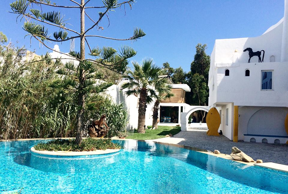 maison d'hôte-design-tunisie-designer-tunisien-architecture-architect-deco-decoration-piscine