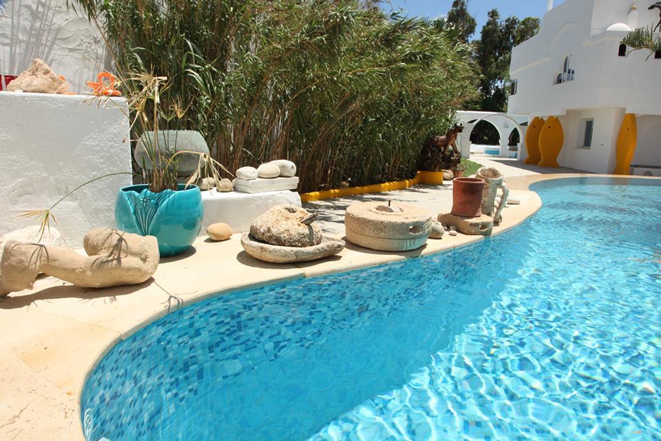 beit el houta-maison d'hôte-design-tunisie-designer-tunisien-architecture-architect-deco-decoration-piscine