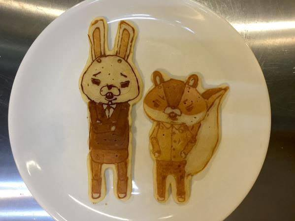 food-art-pancake